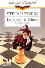 """Résultat de recherche d'images pour """"le joueur d'échecs stefan zweig"""""""